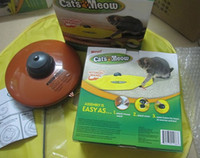 Wholesale 60pcs Cat s Meow cat s meow Ca t toy undercover mouse electronic cat toy cat training tool