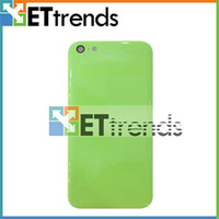 Wholesale For iPhone C Back Battery Cover Back Housing Replacement Repair Parts AA0465