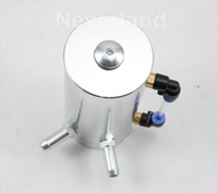 Wholesale Neverland Universal Car Engine Oil Catch Tank Can Filter Reservor Colors