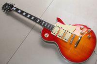 Wholesale CG Custom Shop Ace Frehley Budokan Aged Custom Electric Guitar mahogany body one piece neck