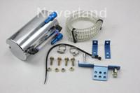 Wholesale Neverland Universal Brand New Aluminum Car Engine Oil Catch Tank Can Filter Reservoir