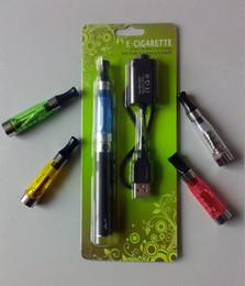 Ego blister ce4 seul paquet à vendre-AAAAA de qualité de l'EGO CE4 Kit de démarrage BLISTER PACK Unique pour 650mah 900mah 1100mah 1,6 ml Atomiseur CE4 Cigarette Électronique