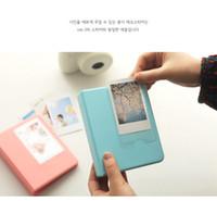 Nuevo álbum de foto polaroid para <b>Fuji Instax</b> mini (ver.3 plus), 20pcs / lot, envío libre