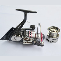 Cheap MT2000 8 BBs Spinning Fishing Reel Metal Gearing High Speed Rolling Smoothly Free Shipping