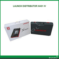Wholesale 2013 Launch NEW Arrival SCAN Tool Launch X431 IV Update Via Internet Launch X431 Master IV orginal