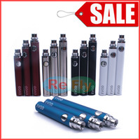 Electronic Cigarette Battery Others EVOD Battery E-cigarette Battery Electronic Cigarette eVod BCC EVOD MT3 Ecigarette for MT3 Atomizer E-cig 650mAh 900mAh 1100mAh Refly