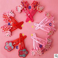 Anime & Comics 5-7 Years Unisex Pink Peppa Pig Hair Rope Hairpin Cartoon Hair accessories Child Headwear 5 style Free Shipping