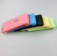 HOT Colorful Rechargeable Case Power Bank 2200mah Portable E...