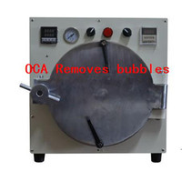 Universal RB800800100  Free Shipping AutoClave (Removes bubbles) for separate fix repair refurbish refurbishing machine separator for iPhone 4 4s 5 samsung etc.