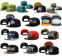 Wholesale CHENCQJ snapback hats custom snapbacks hat Cayler amp Sons HATER caps mix order drop shipping professional Caps Factory