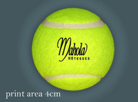 Wholesale Tennis with easy pull cover and not easy to cover tube with tennis