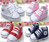 Wholesale 15 off Canvas lace side zipper baby kids shoes casual shoes pairs
