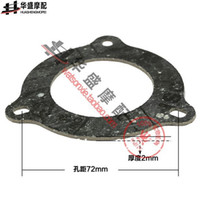 asbestos gaskets - For Honda CB400 XJR400 ZRX ZXR GSX Motorcycle accessories universal Asbestos Gasket exhaust pipe