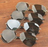 Wholesale Brand new fashion sunglasses Unisex brand sunglasses Carbon fiber Retro brand sunglasses with original packing