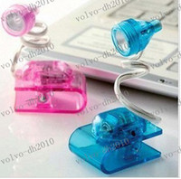 Yes clip on book light - LLFA2667 Mini LED Clip on Adjustable Book Reading Light choice