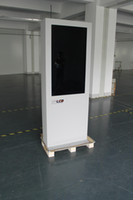 Wholesale HD signage all weather viewable outdoor car advertising lcd player IP65 cabinet