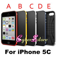 Wholesale Hot Selling Bumblebee SPIGEN SGP NEO Hybrid Hard Case Cover For iPhone C S