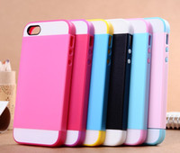 Plastic For Apple iPhone For Christmas Hybrid Colorful PC &T PU 3 in 1 NX Case for iphone 4 4S 5 5S 5C wih Credit Card Slot Detachable plastic Shell Case Cover with Retail Package