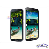 Wholesale 1 Original Size Mega I9200 MTK6589T Quad Core GHZ With Inch Screen G RAM G ROM MP Camera Cell Phone MD0442 WEIL