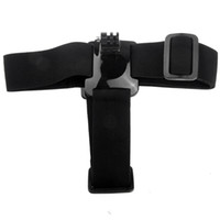 Wholesale Elastic Adjustable Head Strap Mount Belt For GoPro GO PRO HD Hero Camera M0012