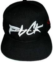 Real Leather Man His-and-Hers 2013 New arrival SSUR FUCK Snapback Cap black adjustable baseball hats top quality without MOQ freeshiping !