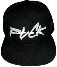 Wholesale 2013 New arrival SSUR FUCK Snapback Cap black adjustable baseball hats top quality without MOQ freeshiping