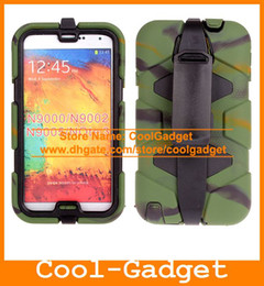 Wholesale Stand For Galaxy S3 - Belt Clip Anti-Shock Hybrid Tough Slim Armor Stand Case Cover for iPhone 6 6G 6S Plus 4G 5 5S 5G 5C Galaxy S6 S5 S4 S3 Note 2 3 4 N9000C30CG