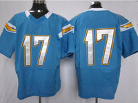 Wholesale Quarterback Chargers Philip Rivers Elite Jersey Alternate Jersey American Football Jerseys Hot Sale Players Jerseys Soft Team Uniform