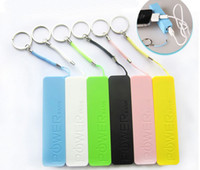 Universal Yes  Power Bank 2600mah Portable USB Charger Backup External Battery for iPhone 4 5 Galaxy s3 s4 mobile Phone Universal 20pcs