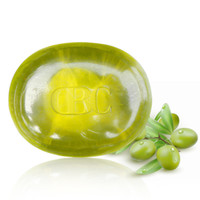 Wholesale Transparent Olive Oil Face and Body Skin Soap Whitening Moisturizing Skin Soap