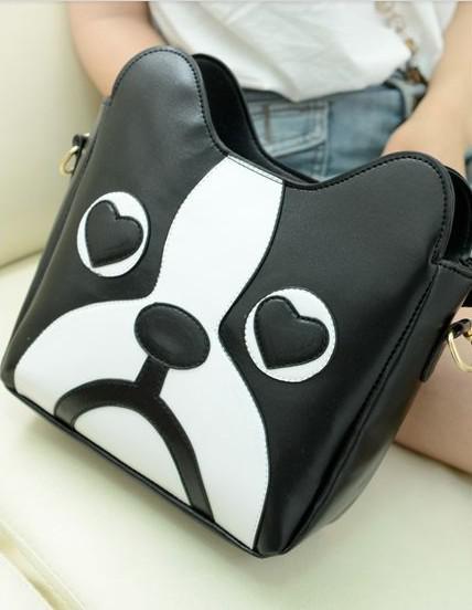 Black Dog Shoulder Bag – Jenna Shoulder Bag