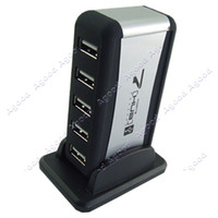 Wholesale USB Port HUB Powered AC Adapter Cable High Speed