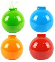 Wholesale Fashion Tissue Box Holder Colors Home Round Shape Paper Pot Toilet Fashionable