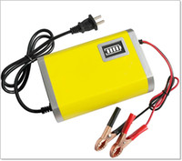 Wholesale 12V car battery charger v A fully automatic motorcycle scooter electric Bicycle charger D