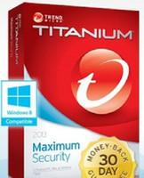 Antivirus & Security Home Windows Trend Micro Titanium Maxmium Security 2013 1 Year 3 PCs license key activation code all language