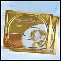 Face facial mask - 12PCS PILATEN Crystal Collagen Facial Mask Treatment Whitening Moisturizing Remove Freckle Wrinkle Cosmetology Cosmetic