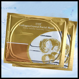Wholesale 12PCS PILATEN Crystal Collagen Facial Mask Treatment Whitening Moisturizing Remove Freckle Wrinkle Cosmetology Cosmetic
