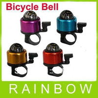 Horn   Lowest Price FREE FEDEX 500pcs lot RA Made Metal Bell Compass For Bike Bicycle Cycle Ring Free Shipping