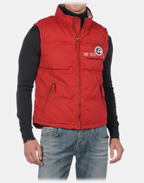 Wholesale 2013 new Men s NAPAPIJRI Winter down Vests European style men s fashion down vest outdoors NAPAPIJRI vest