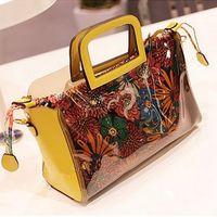 Wholesale Fashion Beach Bags Women Shoulder Bag in Crystal Clear Bags Totes Female Handbag Satchel Plastic PVC Pack Bag Colors