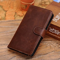 Leather For Samsung For Christmas Luxury Wallet PU Leather Case for Samsung Galaxy Note 3 III Note3 N9000 phone with Card Holder 2013 New, Free Screen Protector