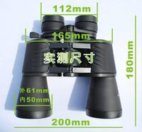 Wholesale 20pcs Retail SAKURA Zoom Binocular Day And LLL Night Vision Binoculars Telescope Folding X70