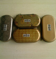 Wholesale new ego box L M S size colorful Electronic Cigarette ego box or no ego lable box ego case ego bag snake butterfly diamond wood