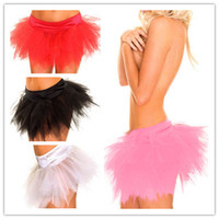 Wholesale 2013 New Sexy Lingerie Lace Tutu Skirt Fantasy Corset Skirt For Women Colors S M L XL XXL