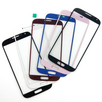 For Samsung Galaxy S4 i9500 i9505 i337 Front Screen Glass Le...