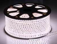 Wholesale Best Pirce SMD3528 IP68 waterproof V led m m roll led strip Cool White with two rectifier