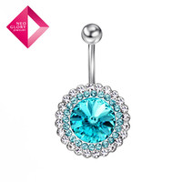 Wholesale Neoglory Fashion Body Jewelry Navel amp Bell Button Rings for Female Holiday Sale Min order Pieces Hot Selling New Arrival