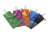 The foldable water bottle 100% guaranteed BPA free reusable ...
