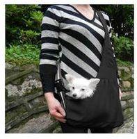 Wholesale New Arrival Pet Carrier Bag Oxford Cloth Dog Cat Carrier Single Shoulder Bag Black Size S M L Freeshipping