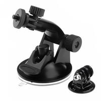 Wholesale Suction Cup Mount Tripod Adapter For GoPro HD HERO HERO1 HERO2 HERO3 Camera M0026